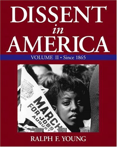 Dissent in America, since 1865   2005 edition cover