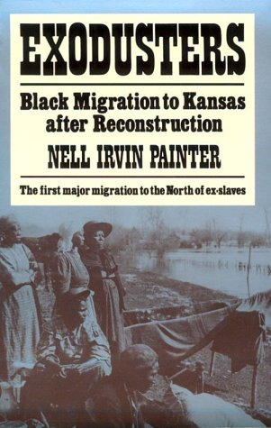 Exodusters Black Migration to Kansas after Reconstruction Reprint edition cover
