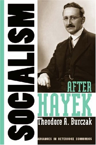 Socialism after Hayek   2006 9780472069514 Front Cover