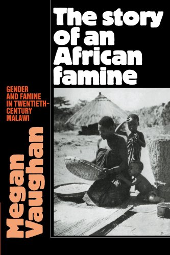 Story of an African Famine Gender and Famine in Twentieth-Century Malawi  2007 9780521035514 Front Cover
