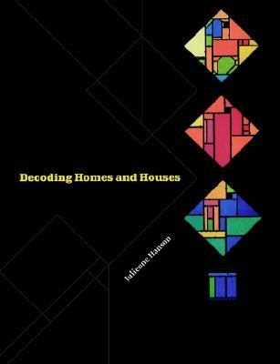 Decoding Homes and Houses   2003 9780521543514 Front Cover