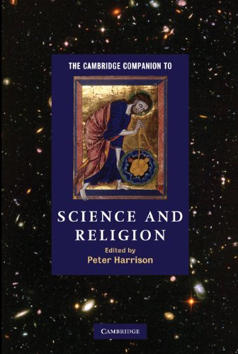 Cambridge Companion to Science and Religion   2010 9780521712514 Front Cover