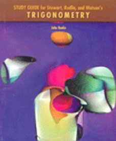 Trigonometry   2003 (Guide (Pupil's)) 9780534385514 Front Cover