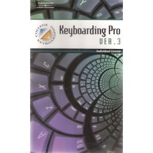 Keyboarding Pro Version  15th 2003 9780538725514 Front Cover