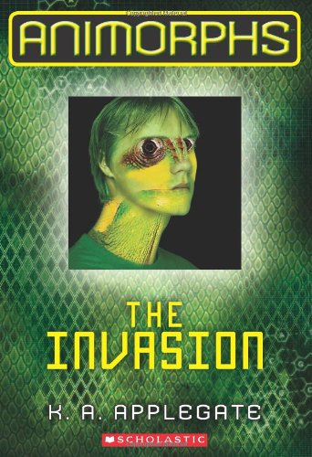 Invasion  2nd 2011 edition cover