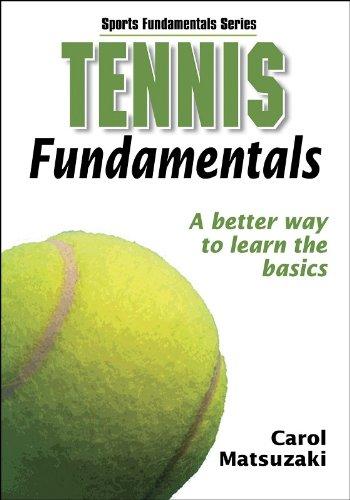 Tennis Fundamentals   2004 edition cover