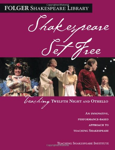 Teaching Twelfth Night and Othello Shakespeare Set Free  2006 edition cover