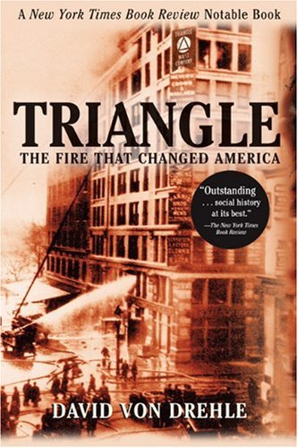 Triangle The Fire That Changed America  2003 edition cover