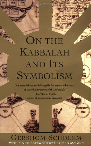 On the Kabbalah and Its Symbolism  N/A edition cover