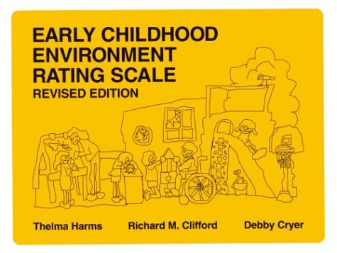 Early Childhood Environment Rating Scale (ECERS)   1998 (Revised) edition cover