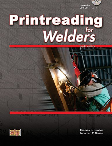 Printreading for Welders  4th 2009 edition cover
