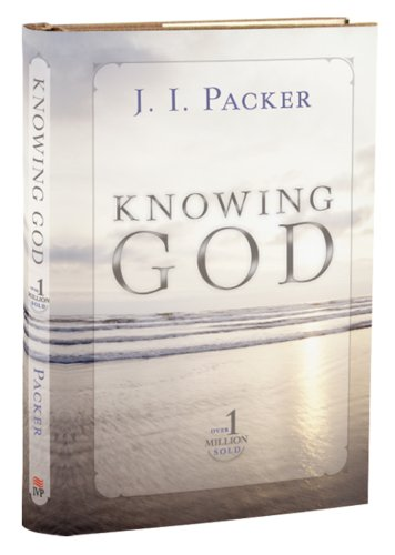 Knowing God  20th edition cover