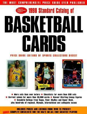 Standard Catalog of Basketball Cards  1997 9780873415514 Front Cover