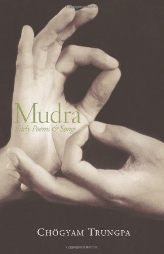 Mudra Early Songs and Poems  2001 (Reprint) 9780877730514 Front Cover