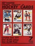 Charlton Standard Catalogue of Hockey Cards 7th 9780889681514 Front Cover