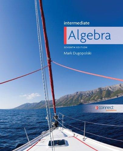 Intermediate Algebra + Connect:   2015 9781259656514 Front Cover