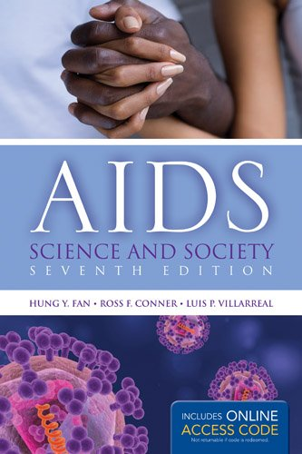 AIDS - Science and Society  7th 2014 edition cover