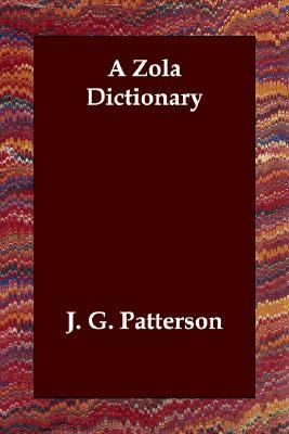 Zola Dictionary N/A 9781406801514 Front Cover