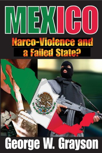 Mexico Narco-Violence and a Failed State?  2009 edition cover