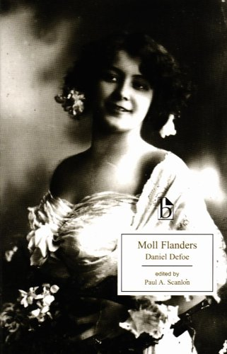 Moll Flanders   2004 edition cover