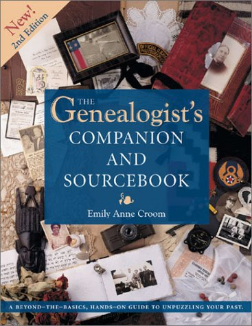 Genealogist's Companion and Sourcebook  2nd 2003 (Revised) edition cover