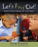 Let's Find Out! Building Content Knowledge with Young Children  2014 edition cover