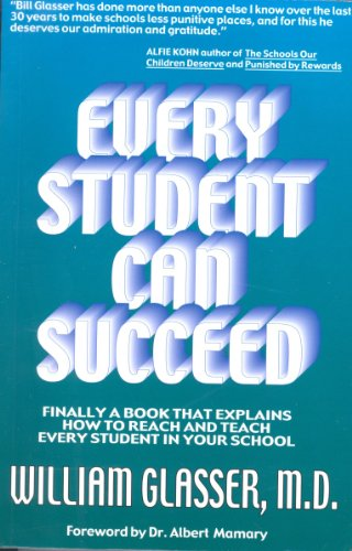 Every Student Can Succeed:  1st 2000 edition cover