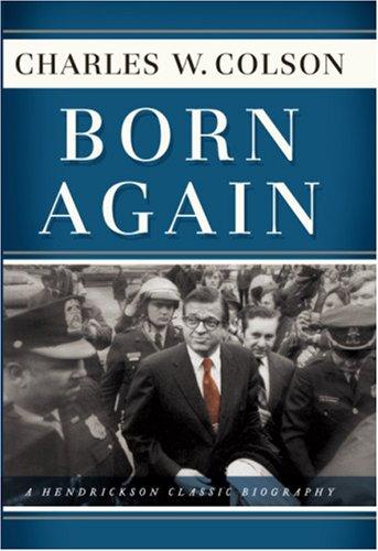 Born Again   2008 edition cover