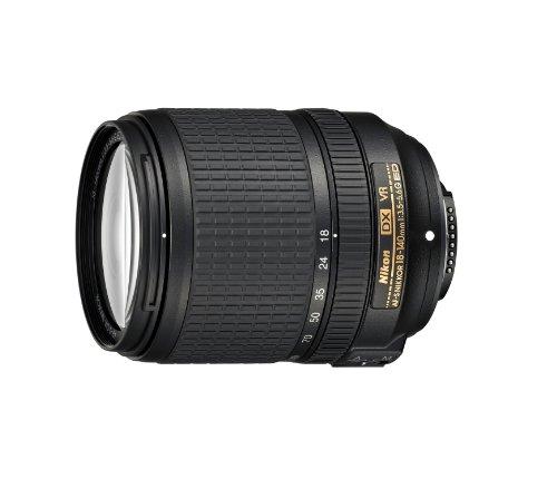 Nikon AF-S DX NIKKOR 18-140mm f/3.5-5.6G ED Vibration Reduction Zoom Lens with Auto Focus for Nikon DSLR Cameras product image