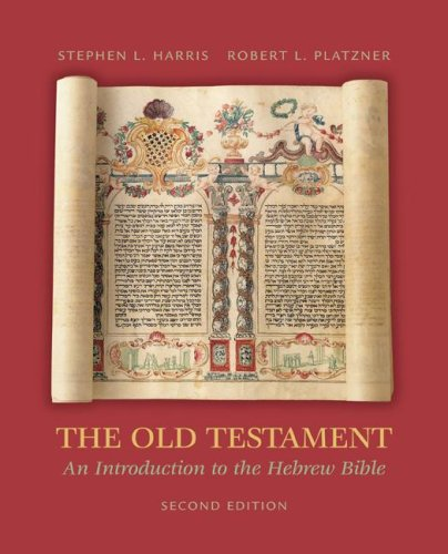 Old Testament An Introduction to the Hebrew Bible 2nd 2008 (Revised) edition cover