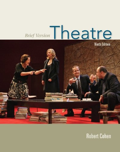 Theatre Brief  9th 2011 edition cover