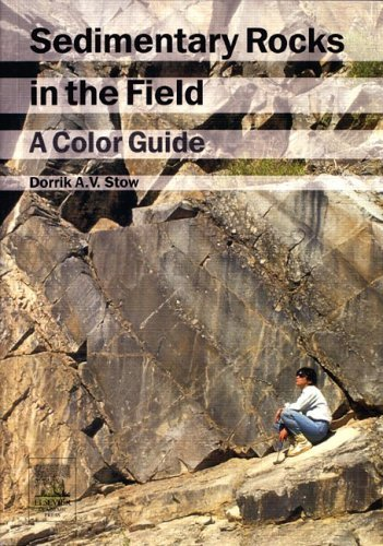 Sedimentary Rocks in the Field A Color Guide N/A edition cover