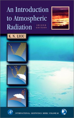 Introduction to Atmospheric Radiation  2nd 2002 (Revised) edition cover