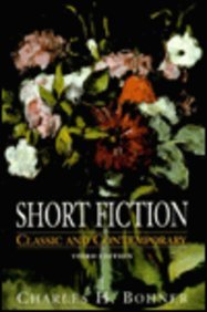 Short Fiction : Classic and Contemporary 3rd 1994 edition cover