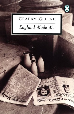 England Made Me  N/A edition cover