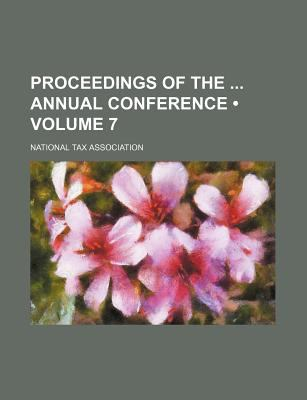 Proceedings of the Annual Conference  N/A edition cover