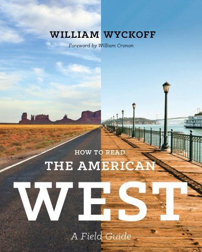How to Read the American West A Field Guide  2014 edition cover