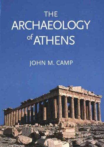 Archaeology of Athens   2004 edition cover