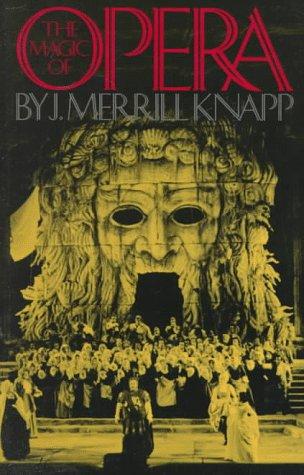 Magic of Opera  Reprint edition cover