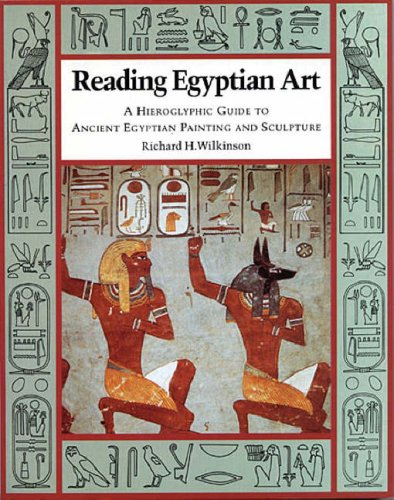 Reading Egyptian Art   1992 edition cover