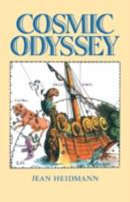 Cosmic Odyssey  N/A 9780521348515 Front Cover