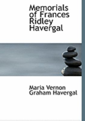 Memorials of Frances Ridley Havergal:   2008 edition cover