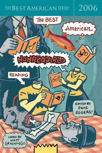 Best American Nonrequired Reading 2006   2006 edition cover