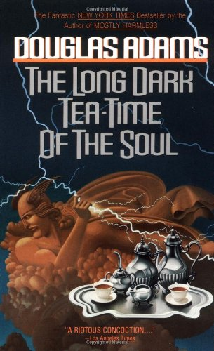 Long Dark Tea-Time of the Soul   1988 edition cover