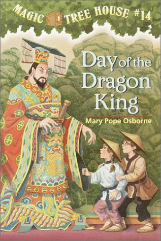 Day of the Dragon King   1998 edition cover