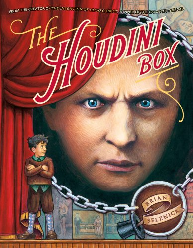 Houdini Box   2001 edition cover