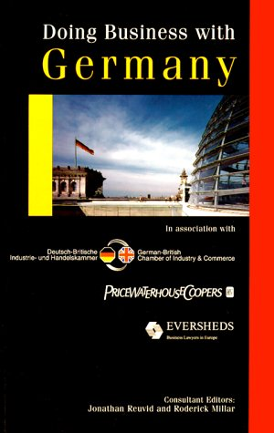 Doing Business with Germany  2nd 1999 9780749429515 Front Cover