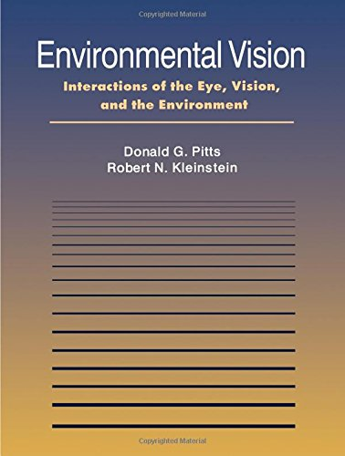 Environmental Vision Interactions of the Eye, Vision and the Environment  1993 9780750690515 Front Cover