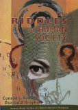 Riddles of Human Society  1999 9780761986515 Front Cover