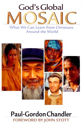 God's Global Mosaic What We Can Learn from Christians Around the World  2000 edition cover